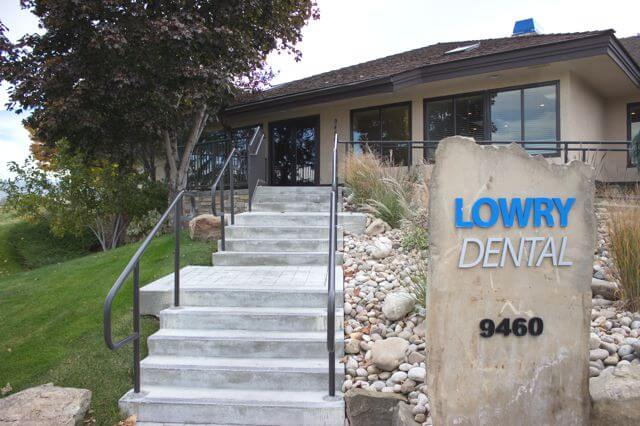 Boise-Dental-Office-Lowry-Dental-Front-Entrance