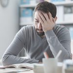 dental health and stress link
